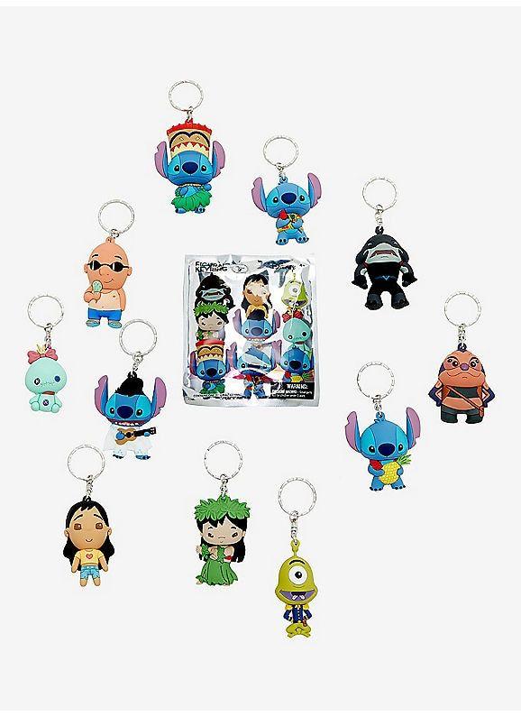 Porte-clés Disney Stitch Série 2