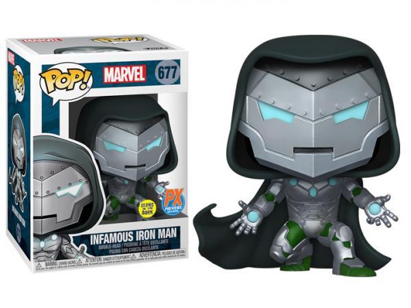 Infamous Iron Man 677