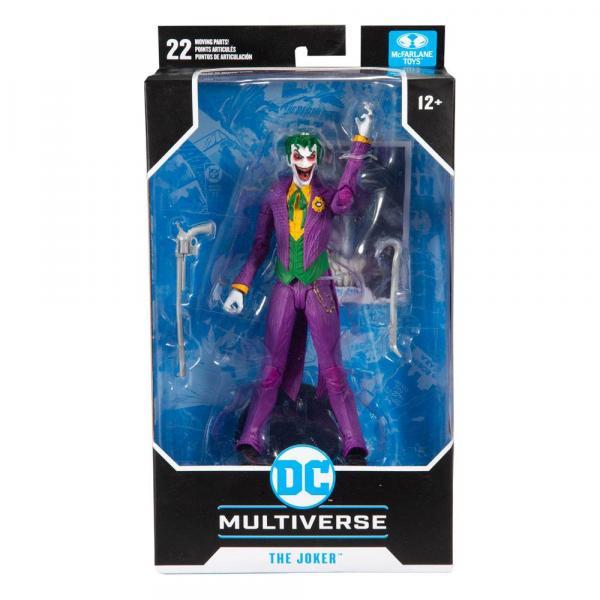 The Joker DC Rebirth