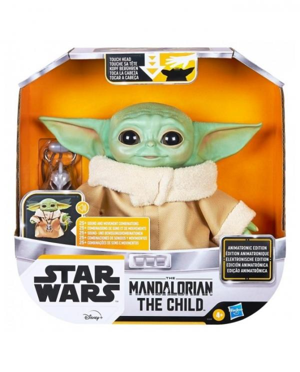 The Mandalorian The Child Animatronic