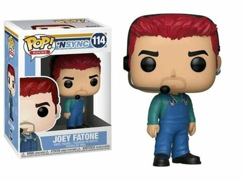 Joey Fatone  114