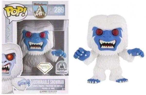 Abominable Snowman Diamond 289