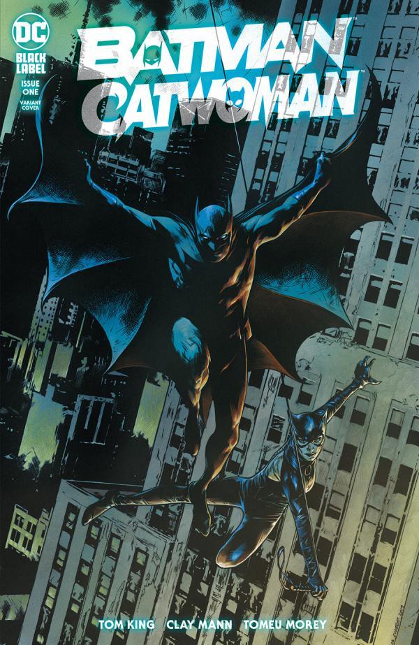 BATMAN CATWOMAN #1 (OF 12) TRAVIS CHAREST VAR