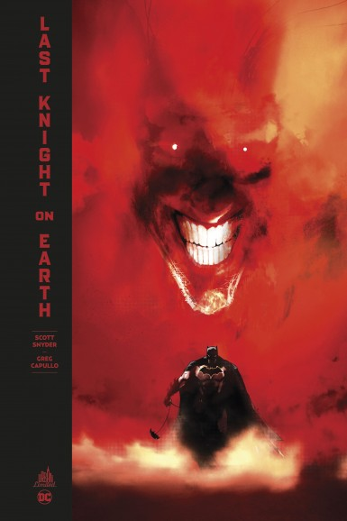 BATMAN LAST KNIGHT ON EARTH EDITION LUXE