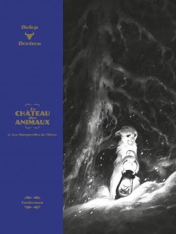 Le Château des Animaux T 2 - ed. luxe