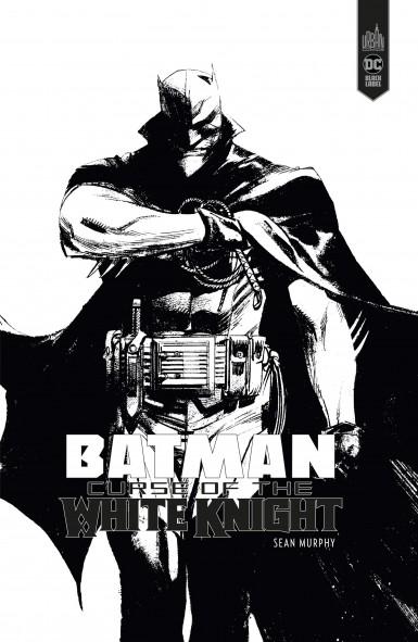 Batman Curse of the White Knight Edition limitée N&B