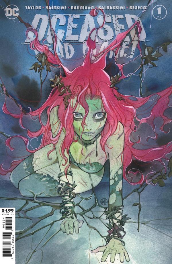 DCEASED DEAD PLANET #1 (OF 7) 4TH PTG PEACH MOMOKO VAR