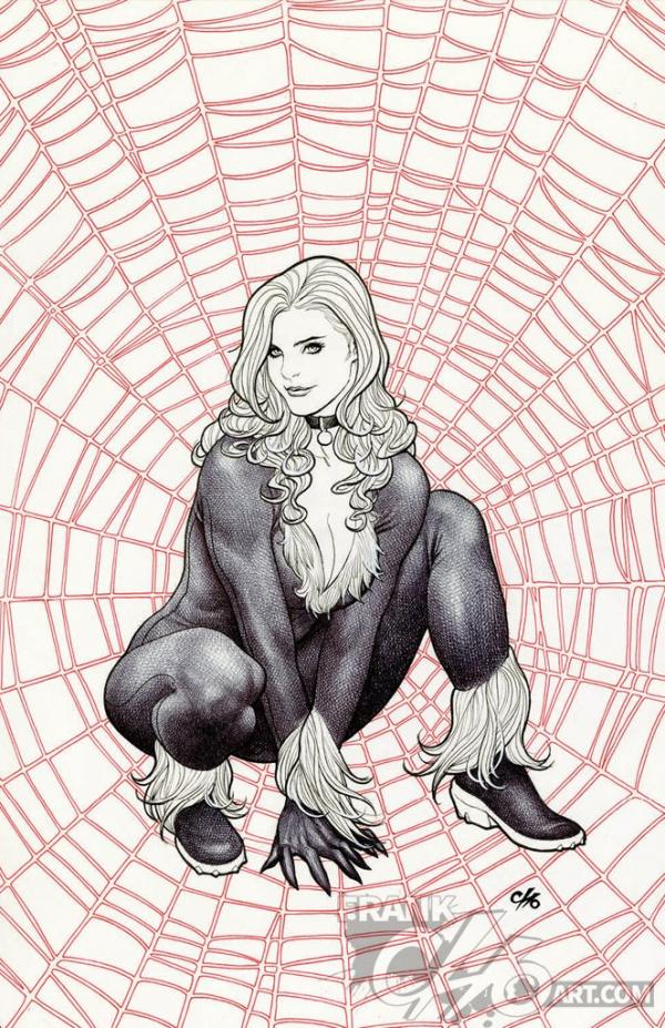 AMAZING SPIDER-MAN #799 FRANK CHO EXCLUSIVE COVER B