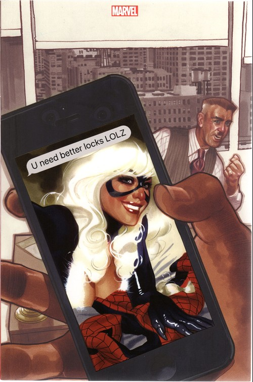SPIDER-MAN #9 VARIANT COLLECTOR PULP'S COMICS BY ADAM HUGHES