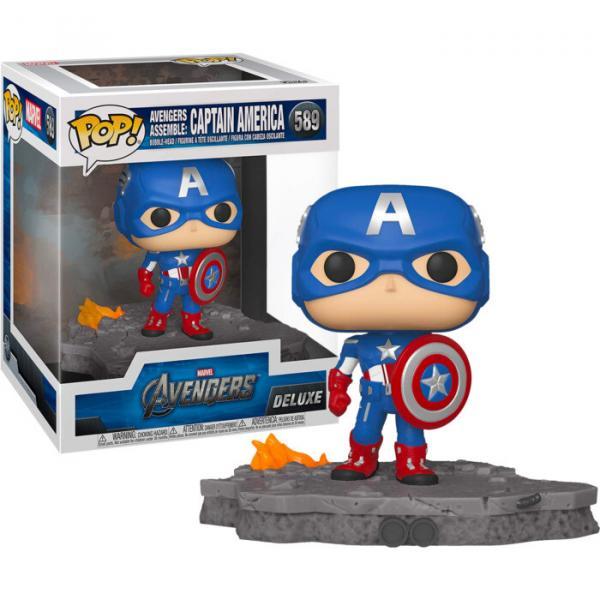 Captain America 589
