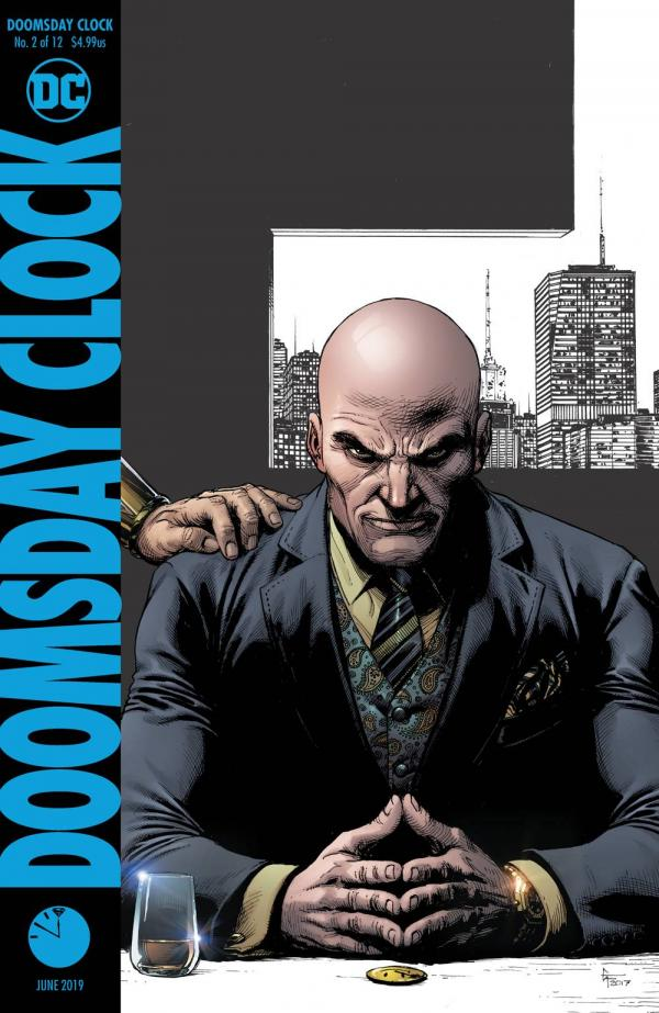 DOOMSDAY CLOCK #2 (OF 12) 4TH PTG