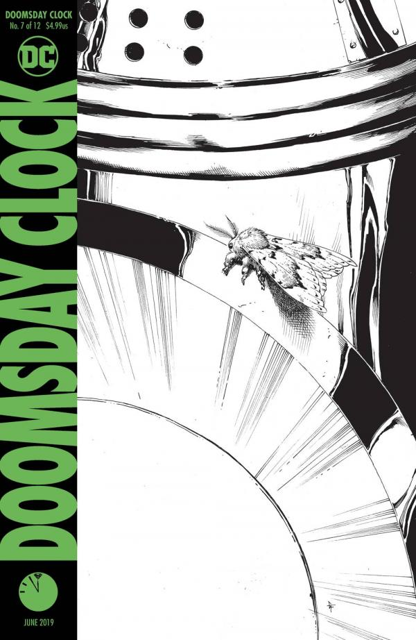 DOOMSDAY CLOCK #7 (OF 12) 2ND PTG