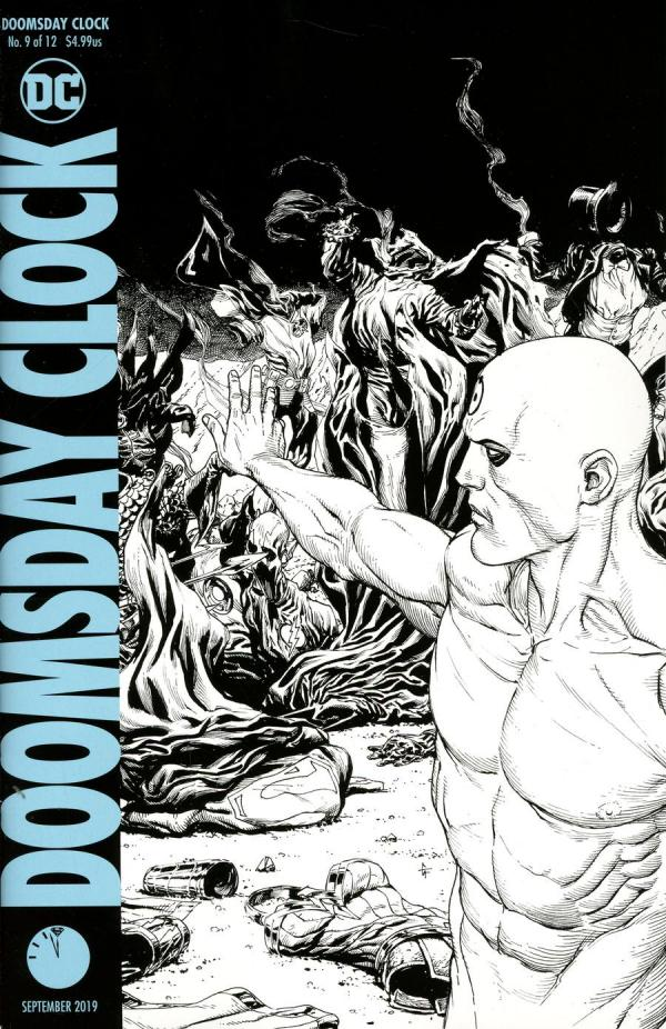 DOOMSDAY CLOCK #9 (OF 12) 2ND PTG