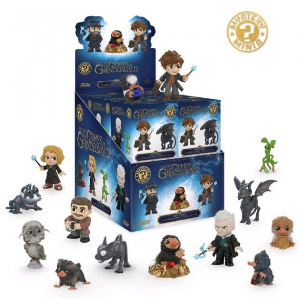 Figurine en vinyle Fantastic Beasts 2 The Crimes Of Grindelwaldf