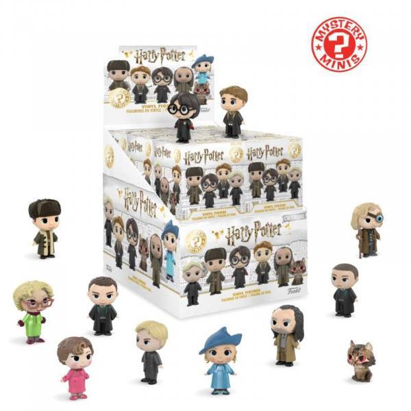 Figurine en vinyle Harry Potter Series 3