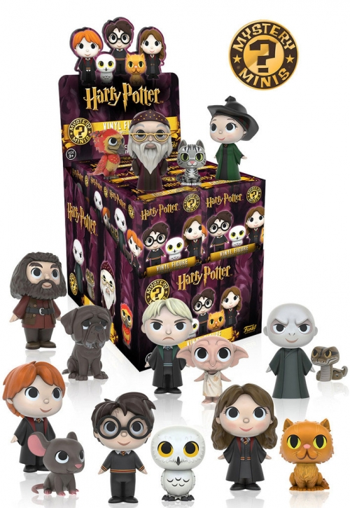 Figurine en Vinyle Harry Potter Séries 1
