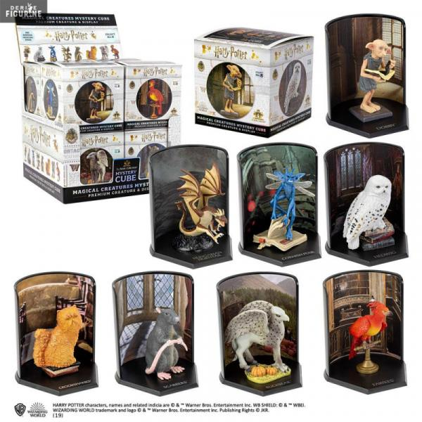 Magical Creatures Mystery Cube Harry Potter
