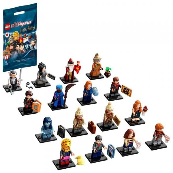 Minifigures Lego Harry Potter Series 2