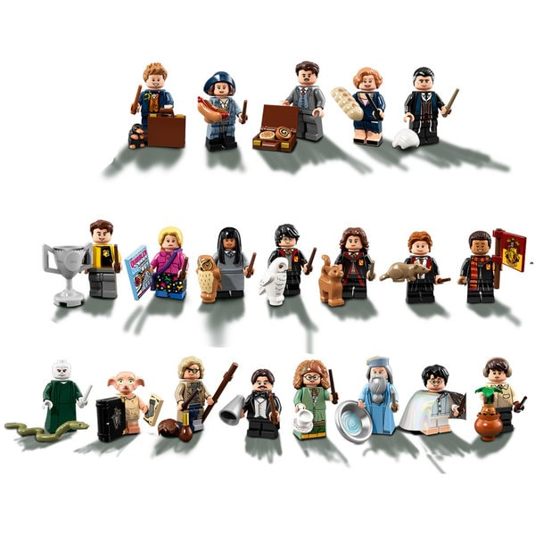Minifigures Lego Harry Potter - Fantastic Beasts Series 1