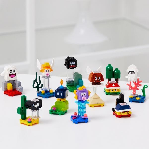 Minifigures Lego Super Mario
