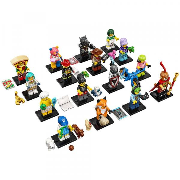 Minifigures Lego Séries 19