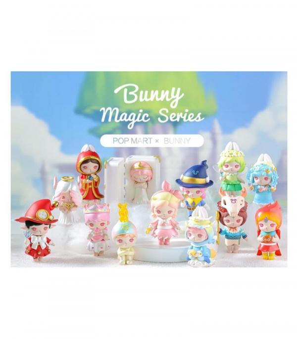 Bunny Magic Séries