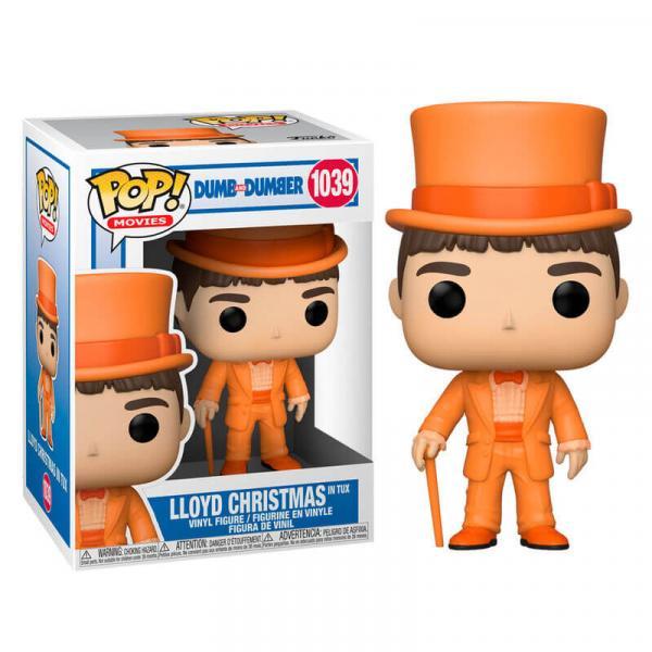 Lloyd Christmas In Tux 1039