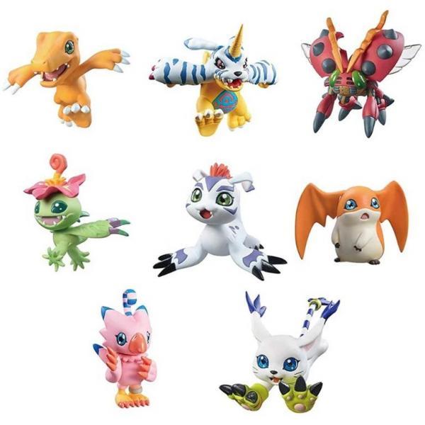 Digimon Adventures Digi Colle Mix