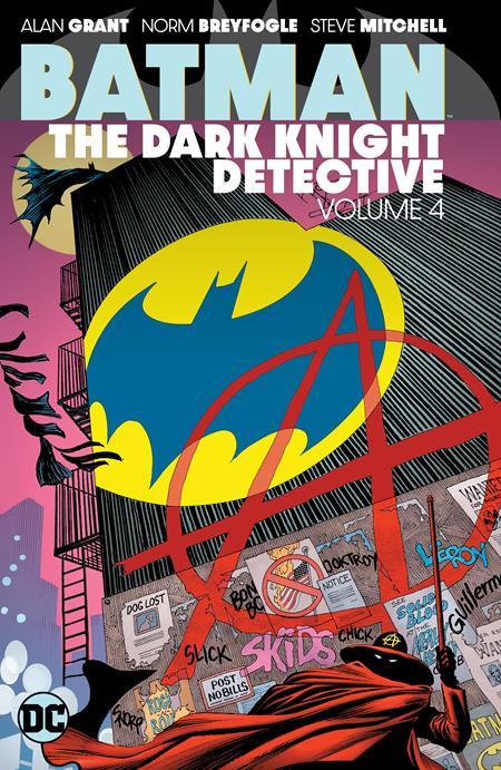 BATMAN THE DARK KNIGHT DETECTIVE VOL 04 TP