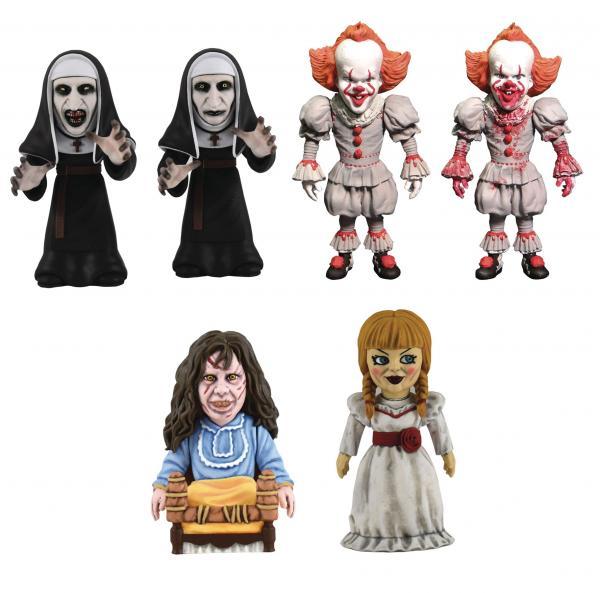 Figurine en vinyle D-Formz Horror Séries 1