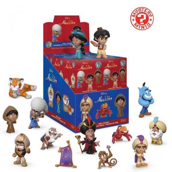 Figurine En Vinyle Aladdin
