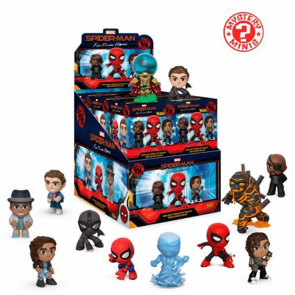 Figurine En Vinyle Spider-Man Far From Home