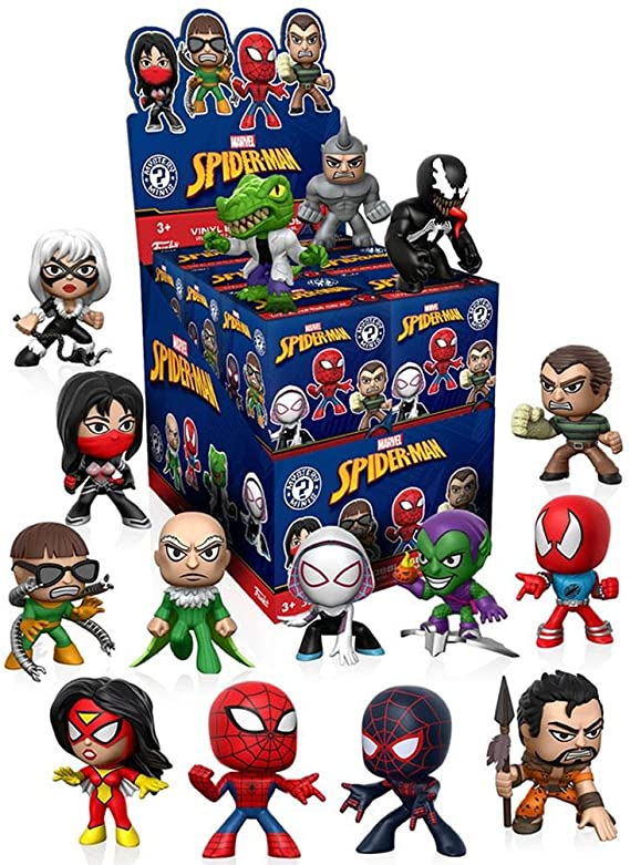 Figurine En Vinyle Spider-Man