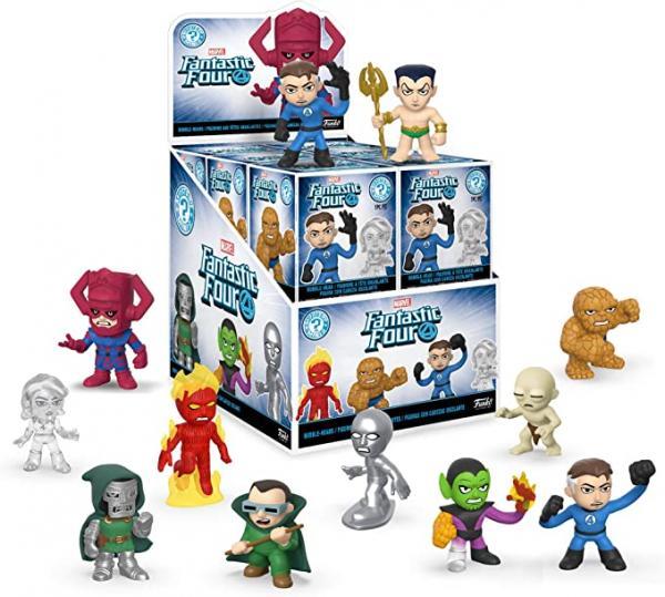Figurine En Vinyle Fantastic Four4