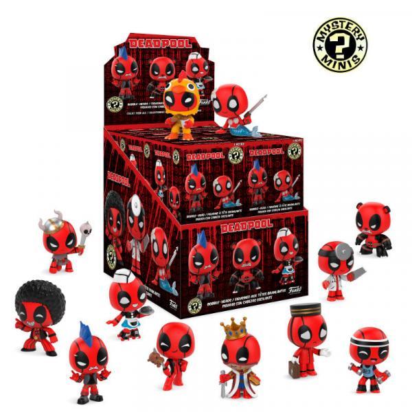 Figurine En Vinyle Deadpool Play Time