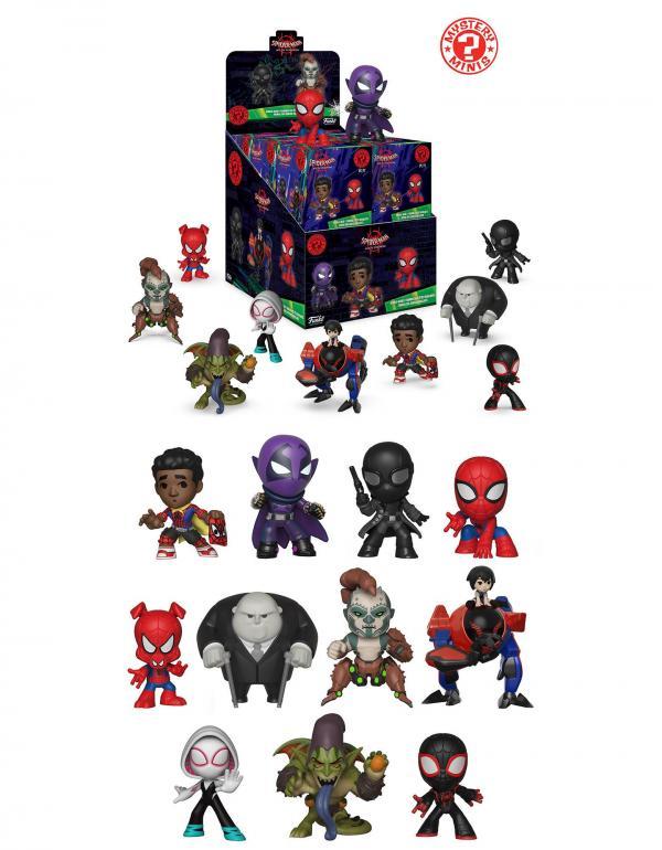 Figurine En Vinyle Spider-Man Into The Spider-Verse