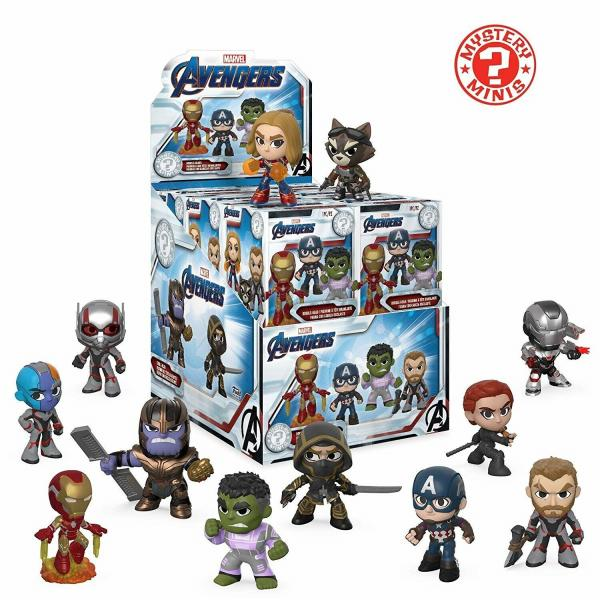 Figurine en Vinyle Avengers