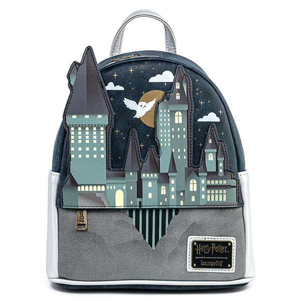 Sac A Dos Harry Potter Hogwarts Castle