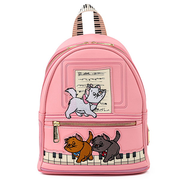 Sac A Dos Aristochats Piano Kitties