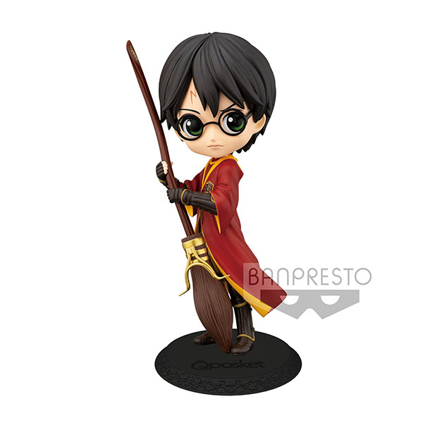Q Posket Harry Potter Quidditch Ver A