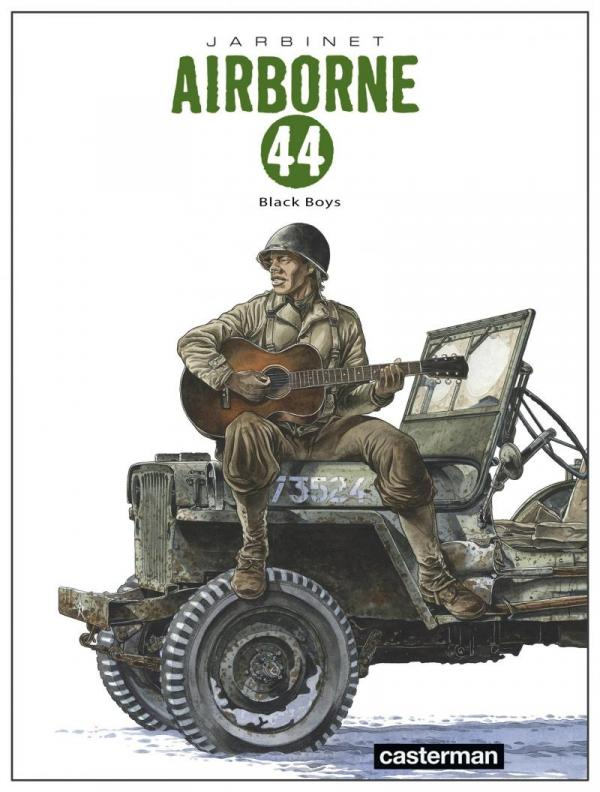 AIRBORNE - T09 - BLACK BOYS