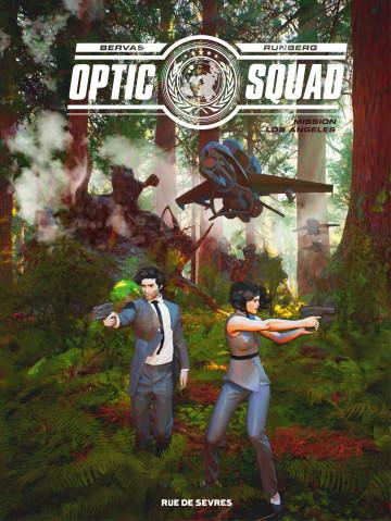 OPTIC SQUAD - TOME 2
