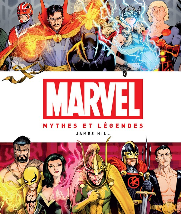 MARVEL : MYTHES ET LEGENDES