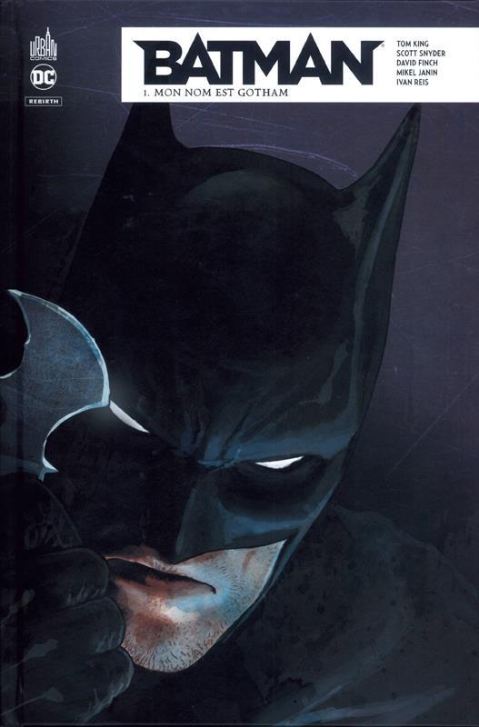PACK DECOUVERTE BATMAN REBIRTH T1 + T2 OFFERT