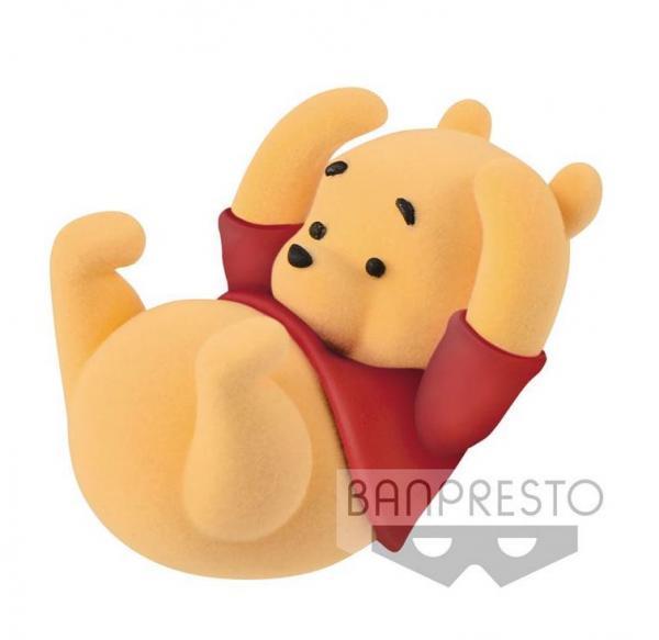 Fluffy Puffy Winnie The Pooh Winnie 5cm