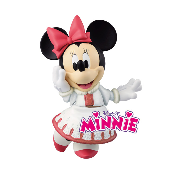 Fluffy Puffy Minnie