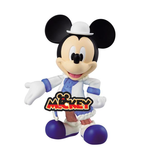 Fluffy Puffy Mickey