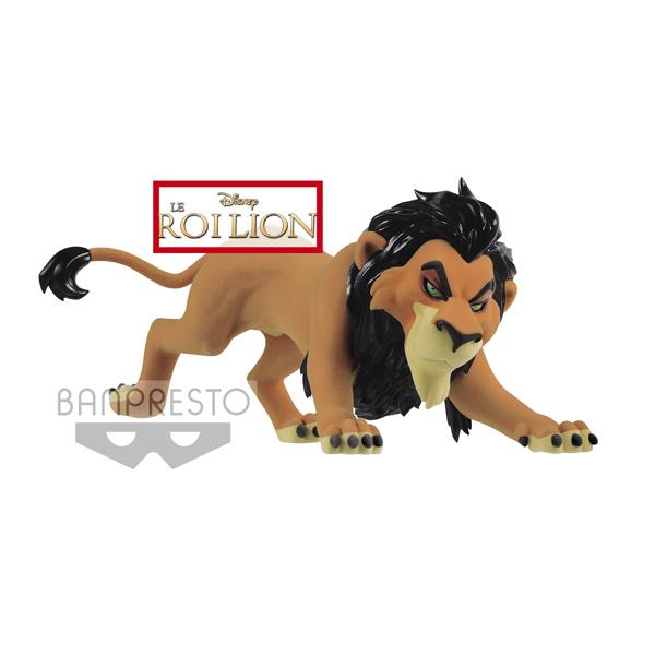 Fluffy Puffy Roi Lion Scar