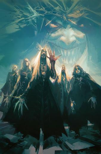 BATMAN DEATH METAL - EDITION S - BATMAN DEATH METAL #4 OPETH EDITION, TOME 4