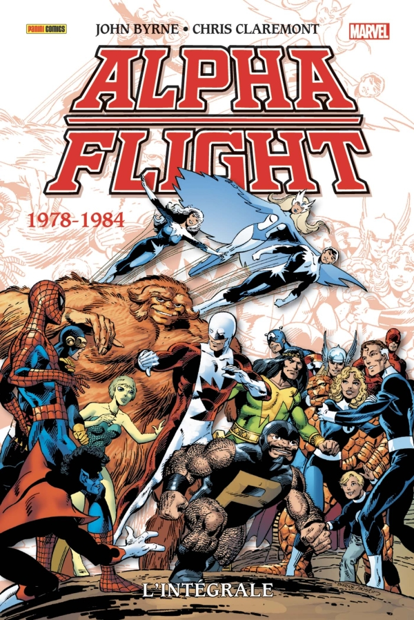 ALPHA FLIGHT : L'INTEGRALE 1978-1984